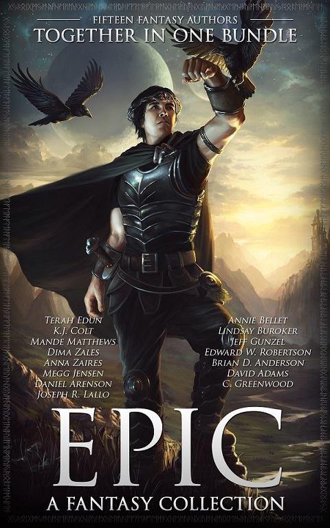 Epic Fantasy ebook collection