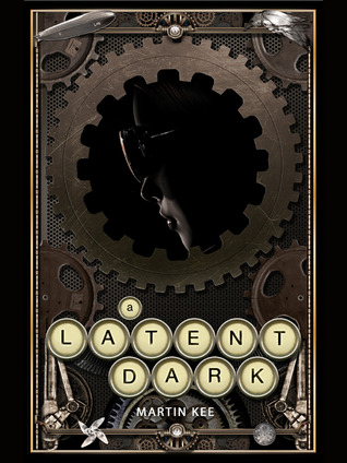 A Latent Dark - Book Cover
