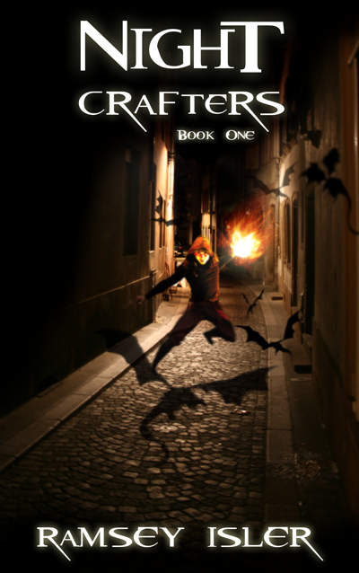 Nightcrafters- fantasy and science fiction by Ramsey Isler